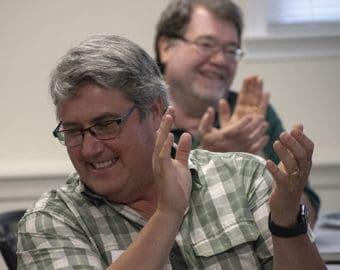 Pastors Orientation - Mike Greiner