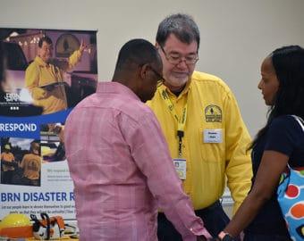 Kenton Hunt - Disaster Relief Prayer