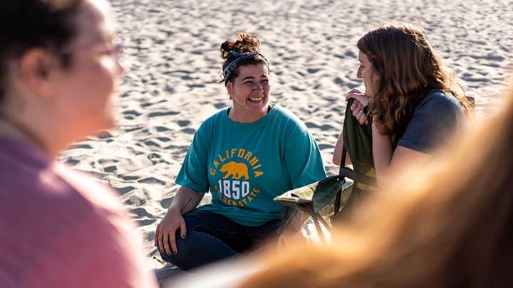 GenSend_Beach Discipleship2
