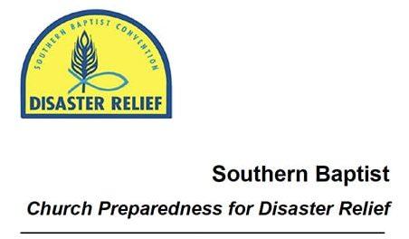 SBDR Church Preparedness Manual