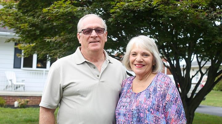 WMU Leaders, Steve And Kathy Sheldon