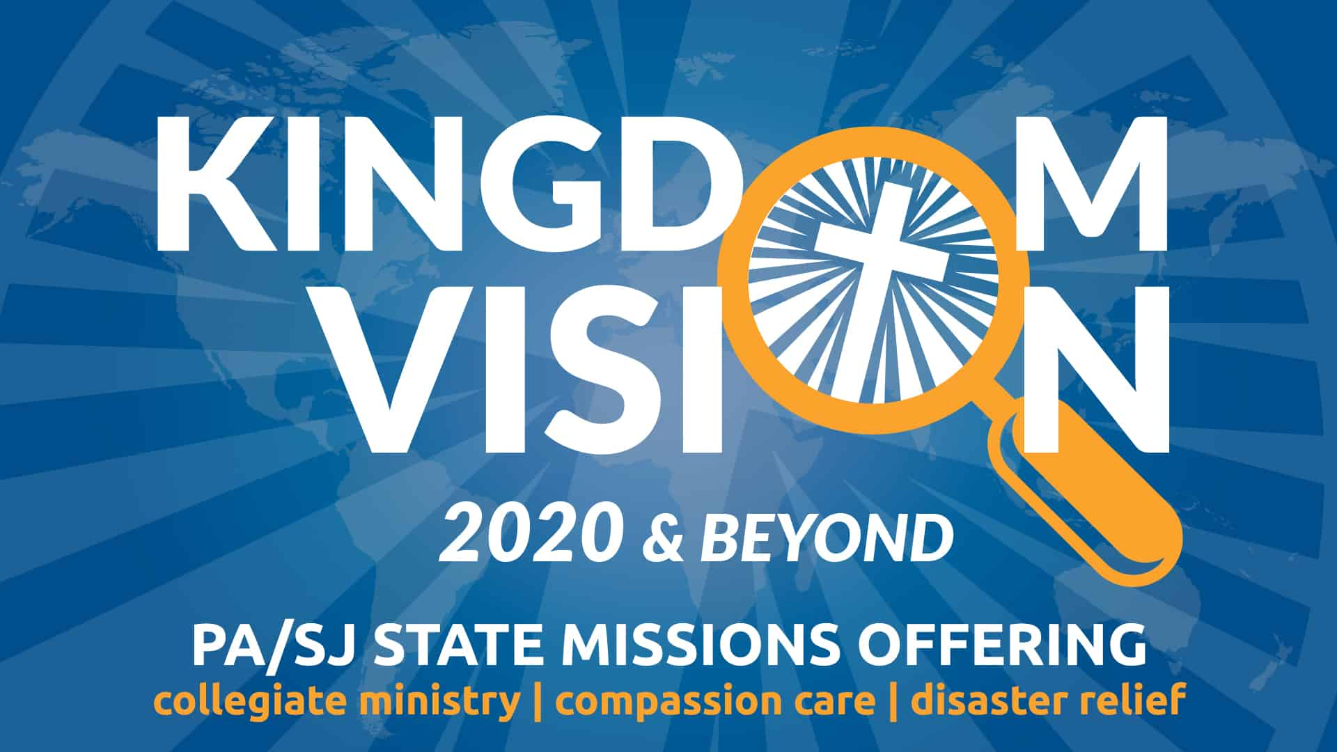 Kingdom Vision State Missions Offering
