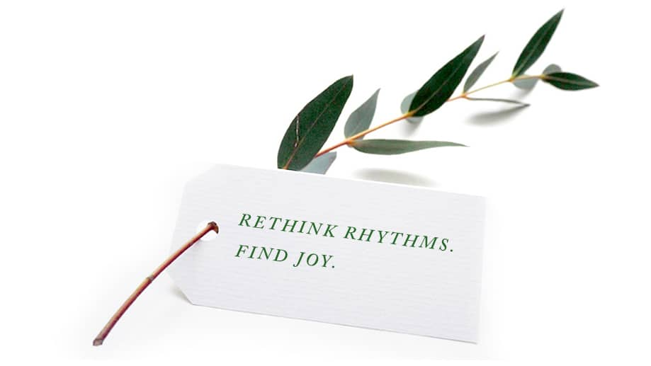 Rethink Rhythms