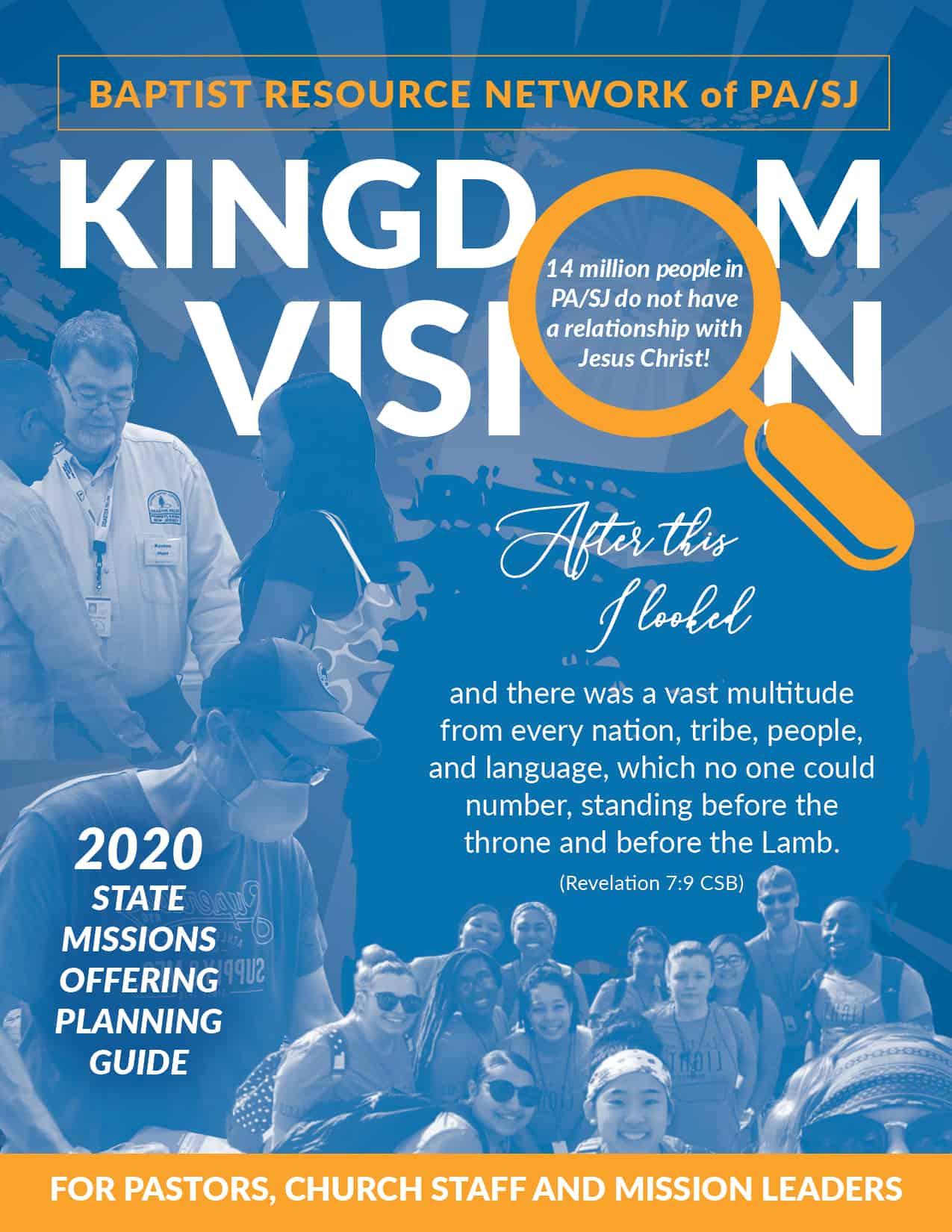 SMO Planning Guide-Kingdom Vision