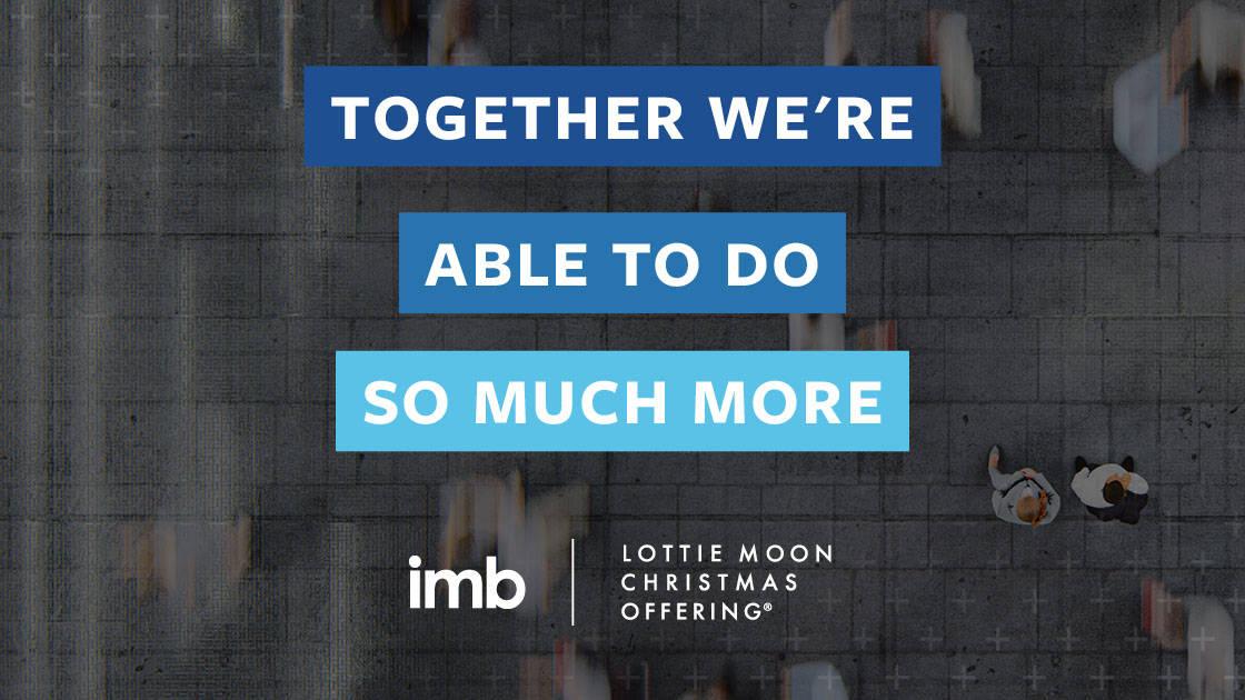 Lottie Moon Christmas Offering 2021 Theme