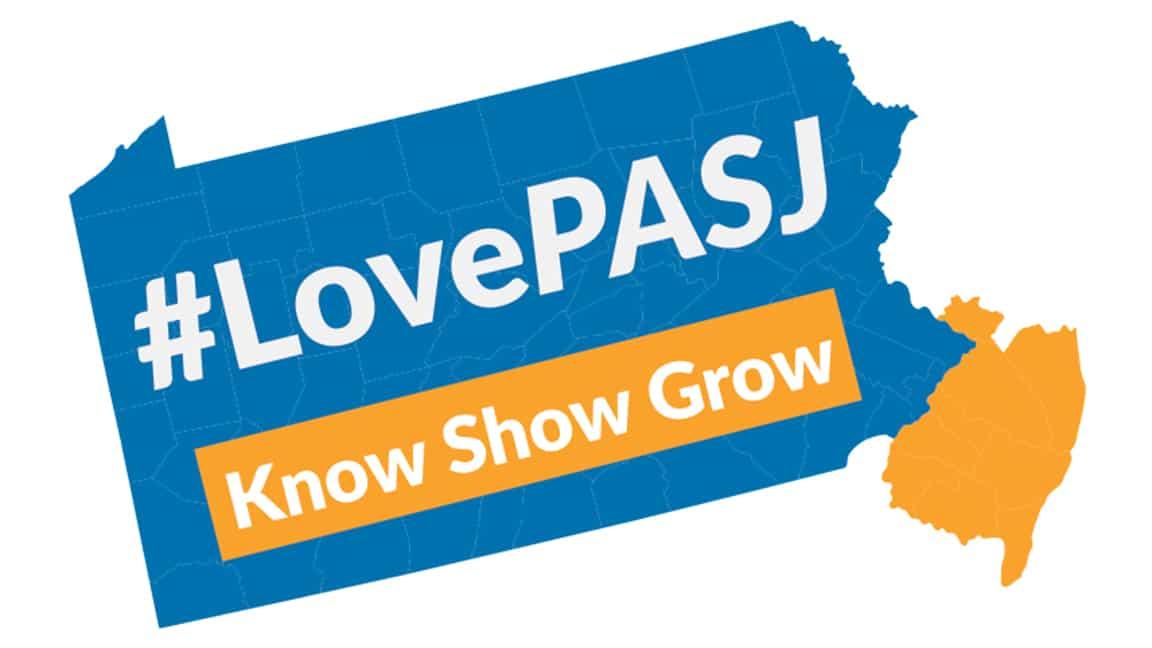 #LovePASJ Logo