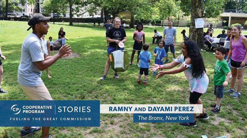 Cooperative Program Stories