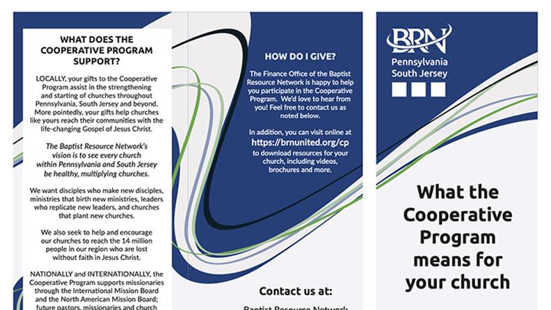 Cooperative Program Brochure