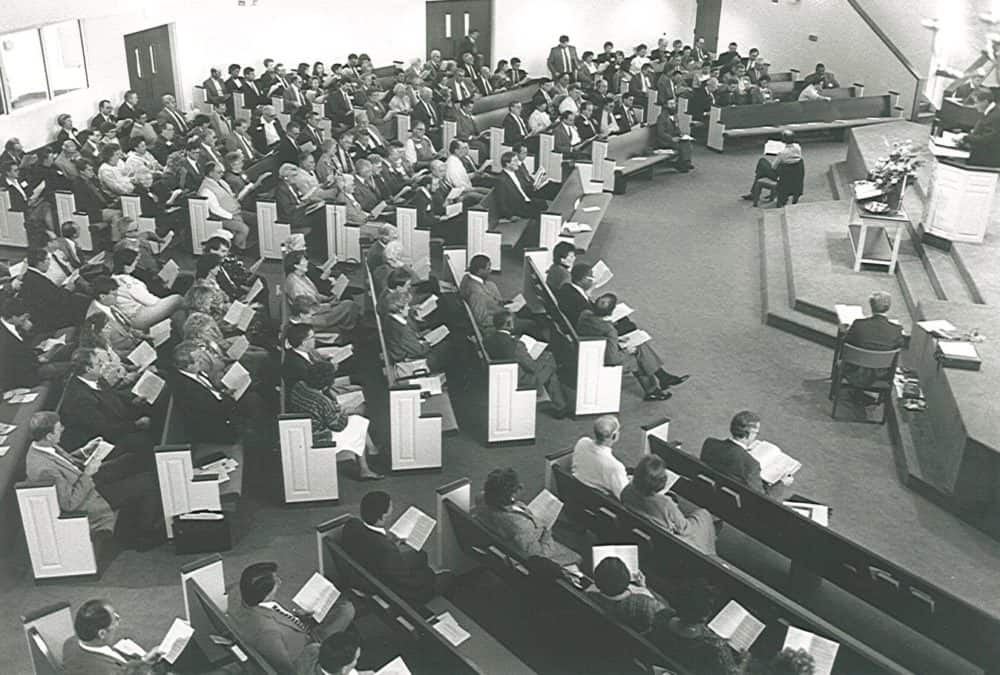 Annual Convention at Country and Town Baptist Church
