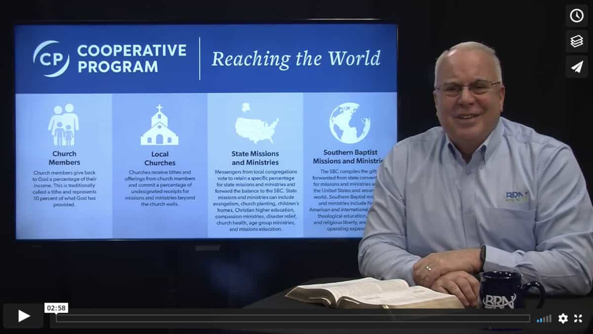 Barry Whitworth Video