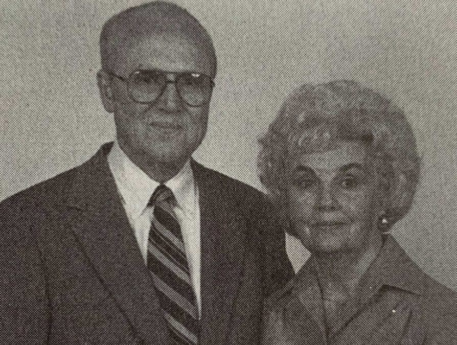 Ed and Mary Price