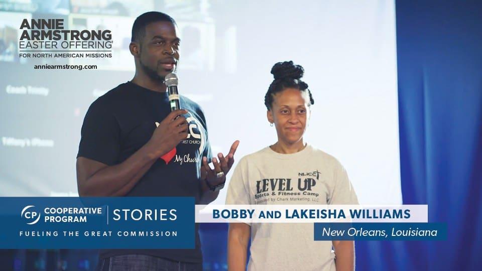 Church Planters Bobby And Lakeisha Williams
