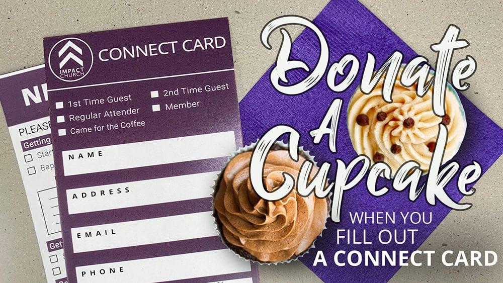 Impact Church Connect Card