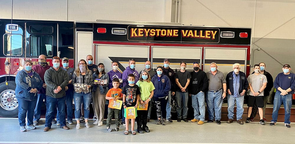 Impact Church at Keystone Valley Fire Department