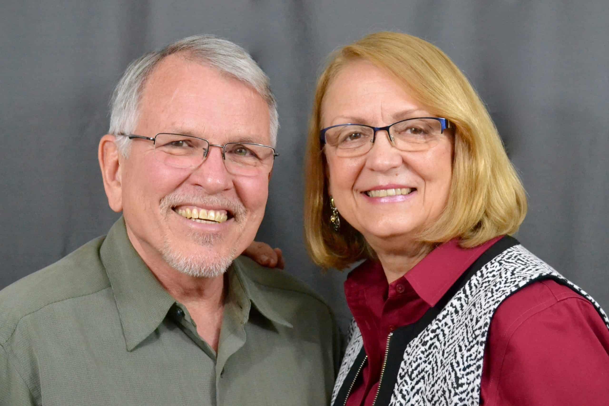 David and Janice Waltz