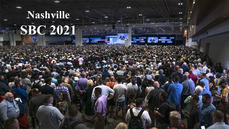 Standing Room Only SBC Meeting