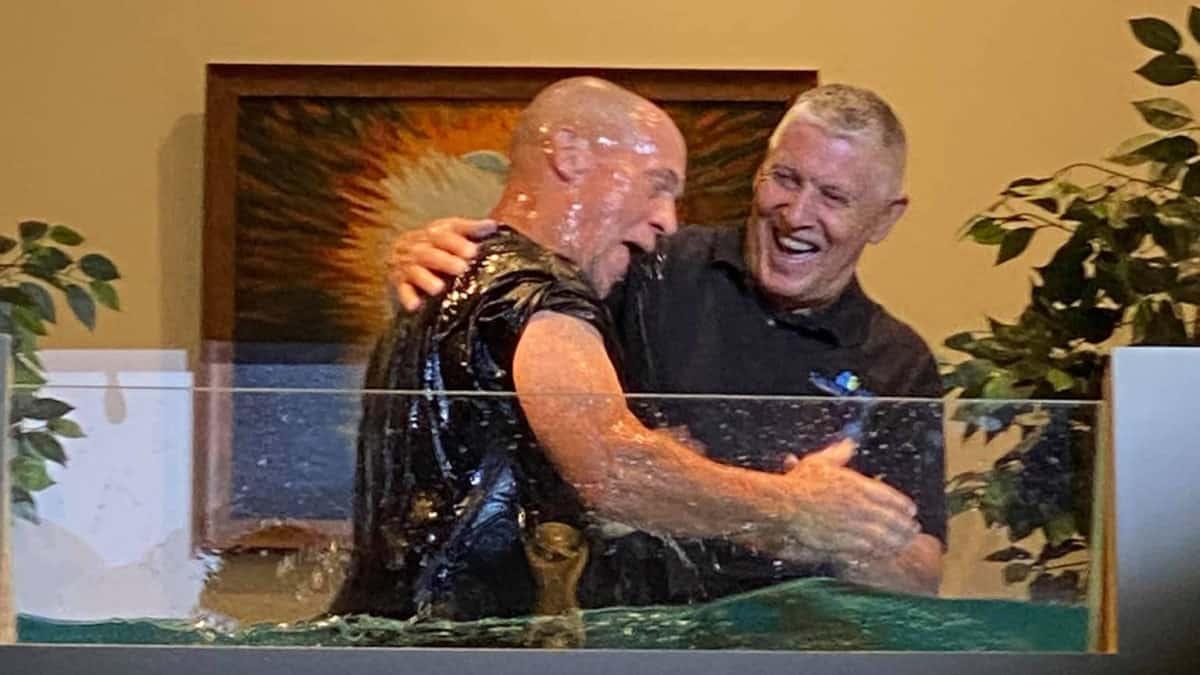 John baptism