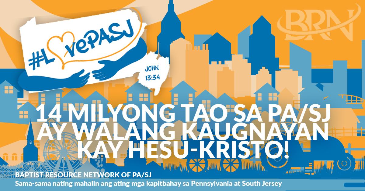 LovePASJ Facebook - Filipino