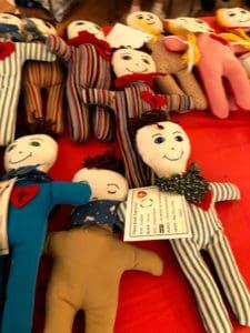 Gospel rag dolls