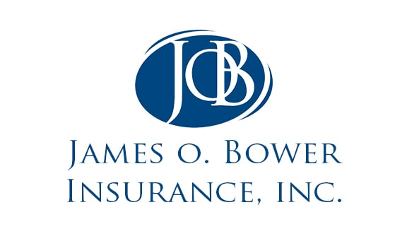 James O Bower logo