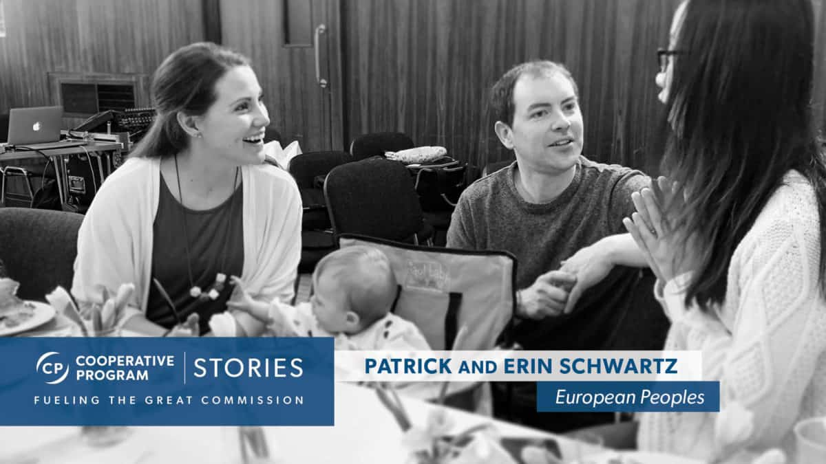 Missionary Couple Patrick And Erin Schwartz